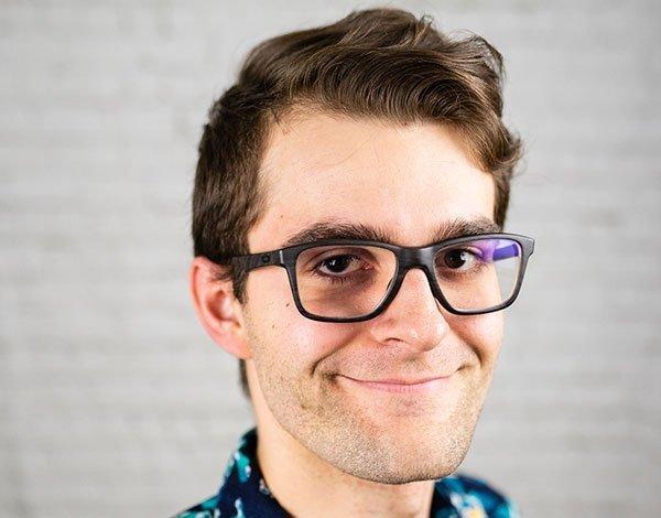 Derek Rosa - Junior Developer