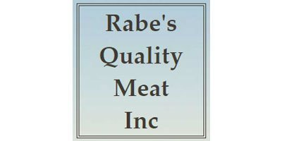 Rabe's Quality Meat